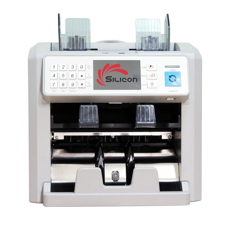 Máy đếm tiền silicon MC-8PLUS