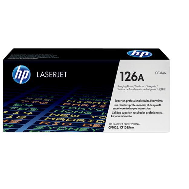 Mực in laser màu Đen HP 126A (CE310A)
