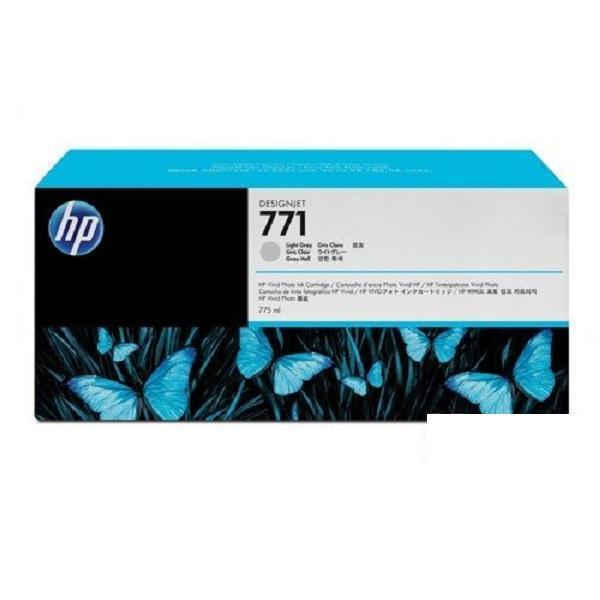 Mực in Phun màu HP 771A 775-ml(CE044A) –Màu xám nhạt