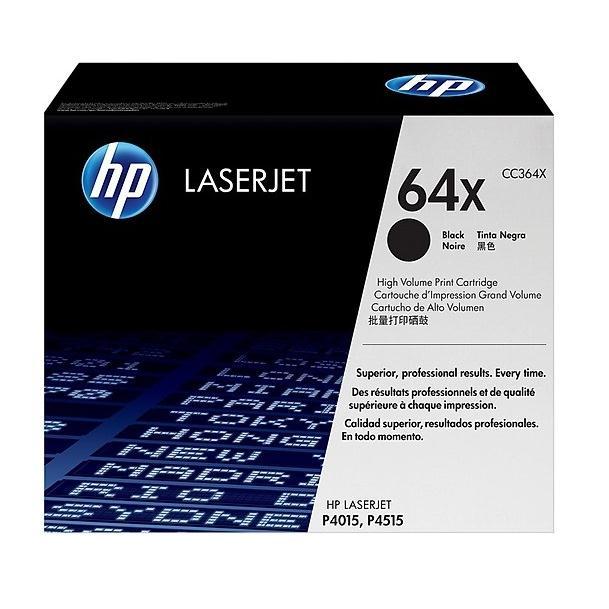 Mực in Laser đen trắng HP 64X (CC364X)