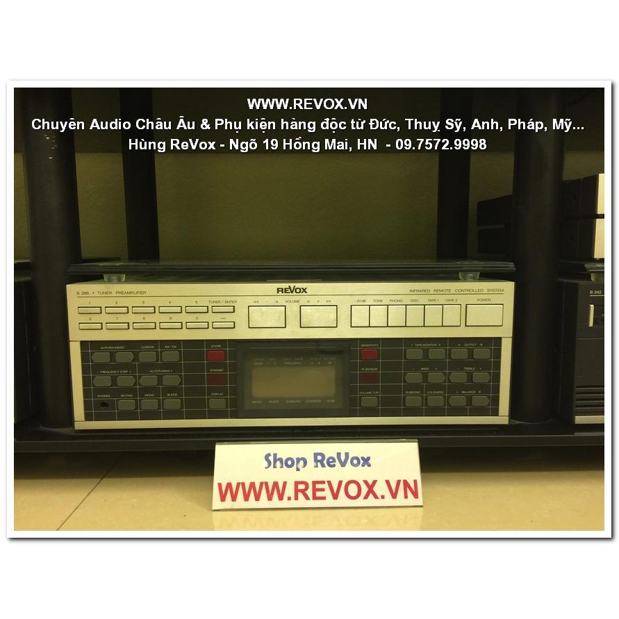 Bán Pre ReVox b286 LIKE NEW