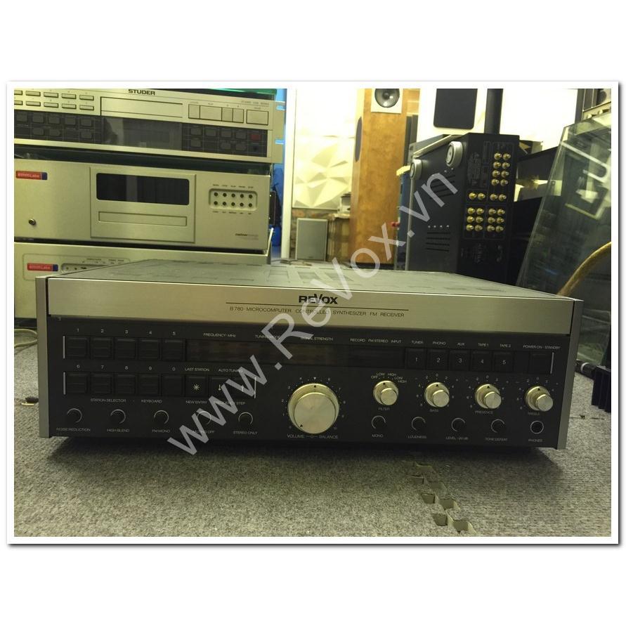 Bán Ampli ReVox b780