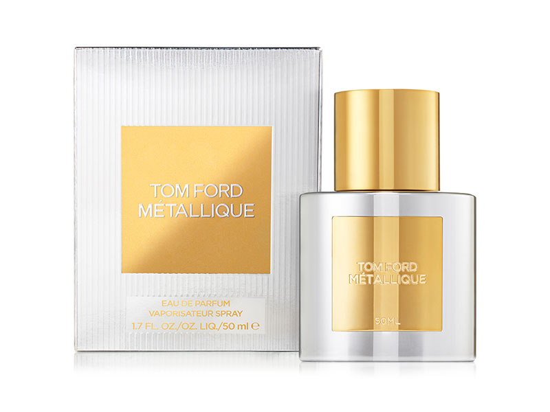 Tom Ford Metallique For Women Her&Him Perfume