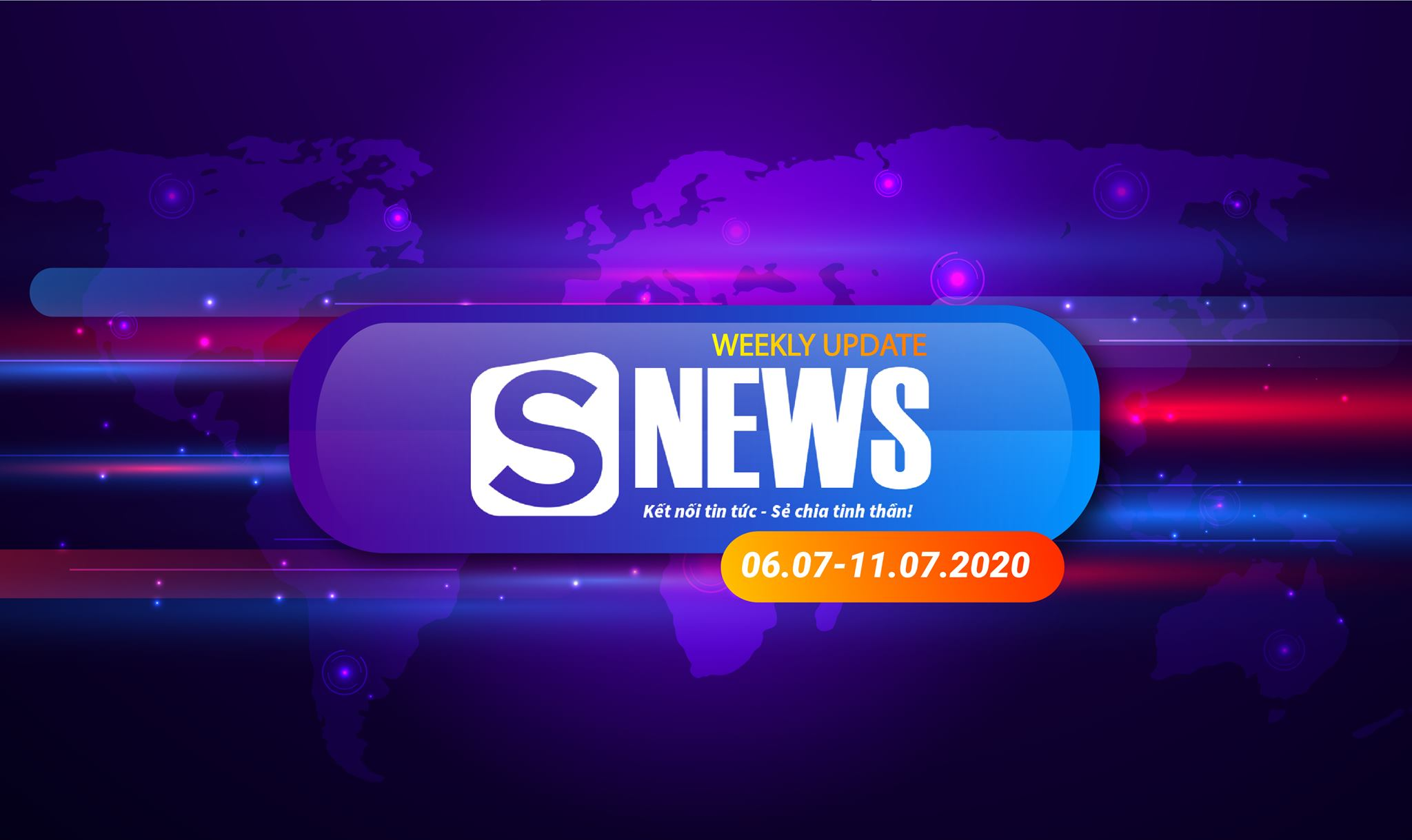Tổng hợp tin tức tuần qua (06.07 - 11.7.2020)