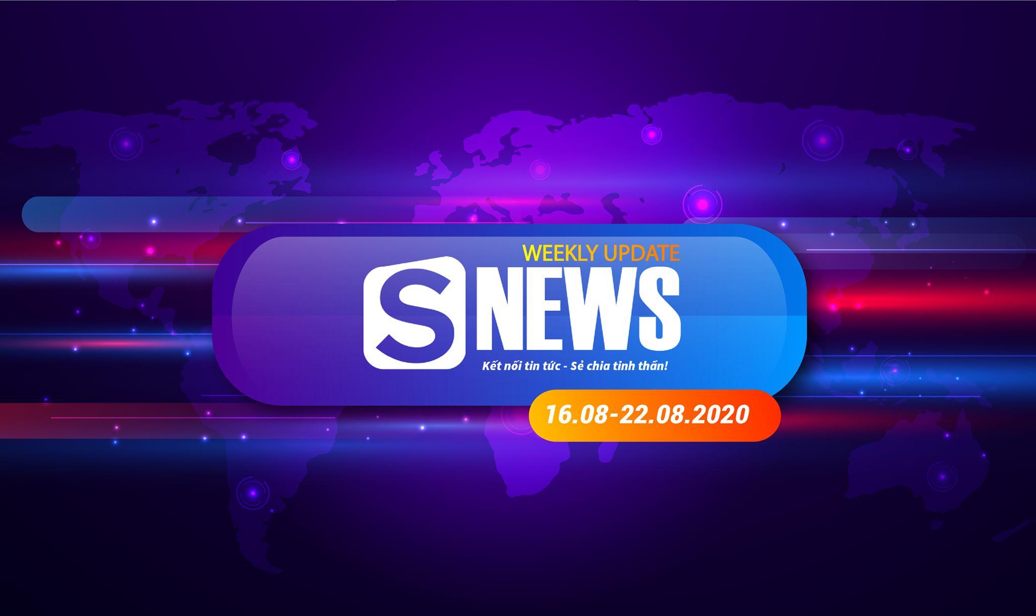 Tổng hợp tin tức tuần qua (16.08 - 22.08.2020)