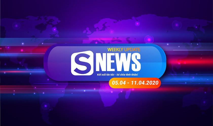 Tổng hợp tin tức tuần qua