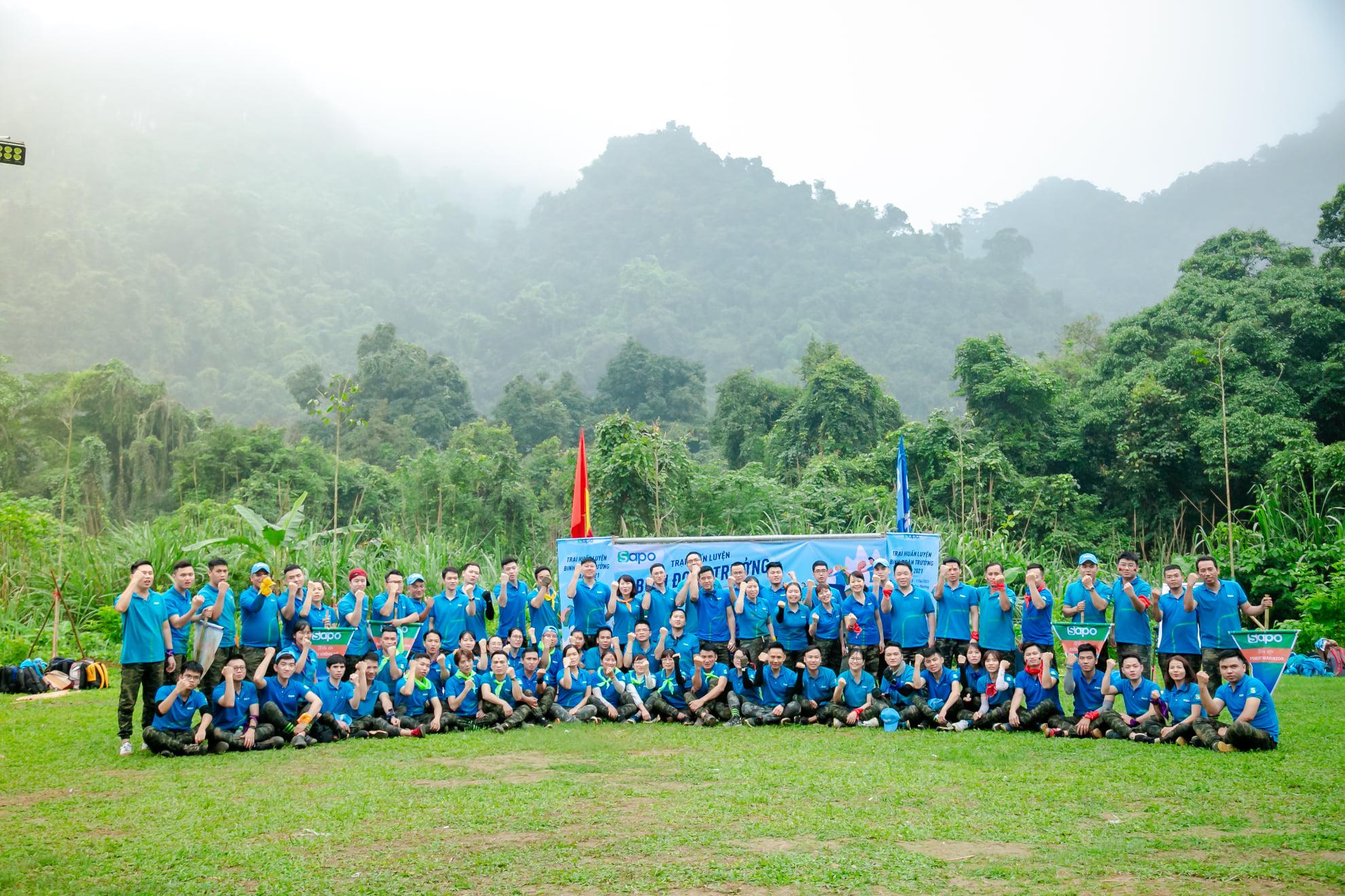 Trại huấn luyện binh đoàn trưởng Sapo 2021 trôi qua đọng lại với Bạn điều gì?