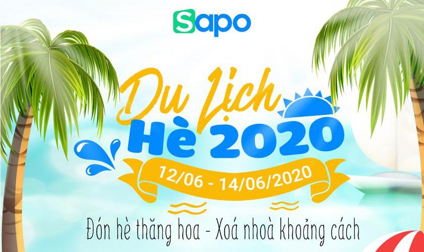 Thông báo chính thức - Du lịch hè cùng Sapo 2020