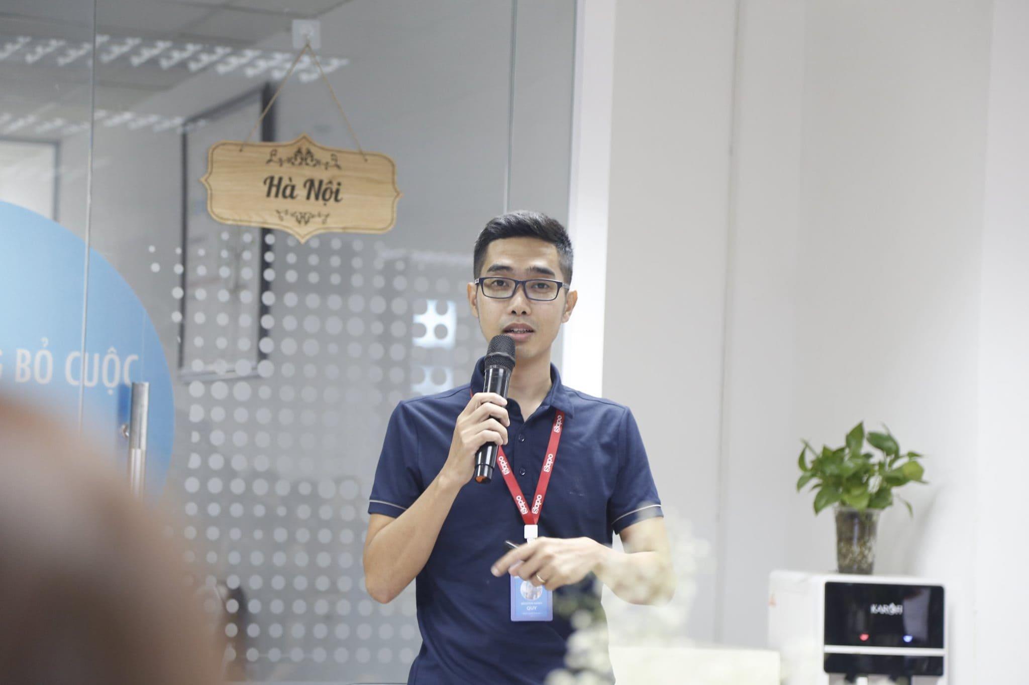 Open talk 02: Tất tần tật về sản phẩm