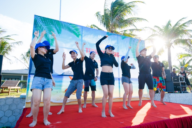 Sapo-es miền Bắc & Trung du lịch hè Biển Quảng Bình 2019