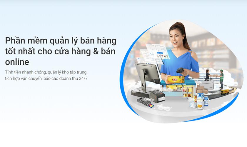 Thông báo: Thay đổi thông điệp định vị thương hiệu cho phần mềm Sapo POS