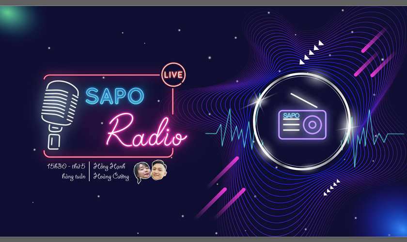 Sapo Radio - phiên bản mới!