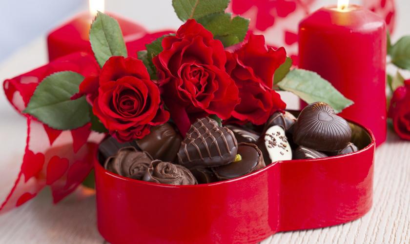 Valentine - đừng quên gửi món quà