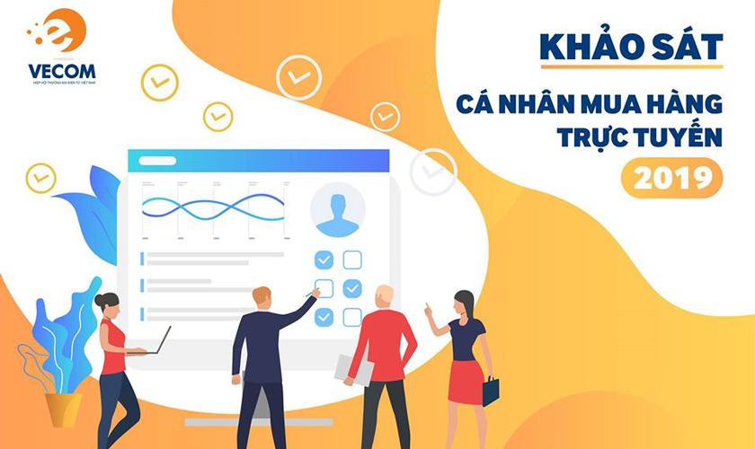 Khảo sát: Cá nhân mua hàng trực tuyến 2019