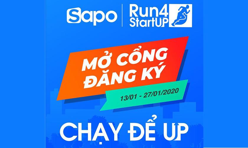Miền Bắc - Đăng ký tham gia Sapo Run4StartUP 2020