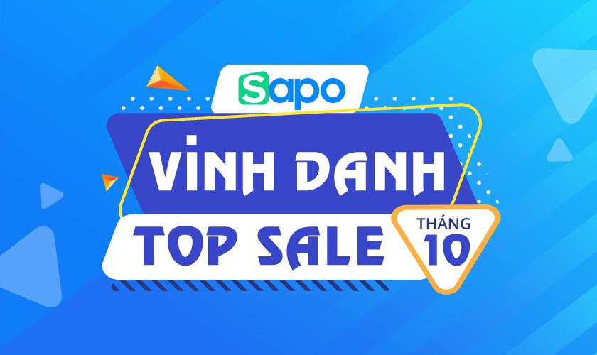 Vinh danh TOP SALE tháng 10/2020