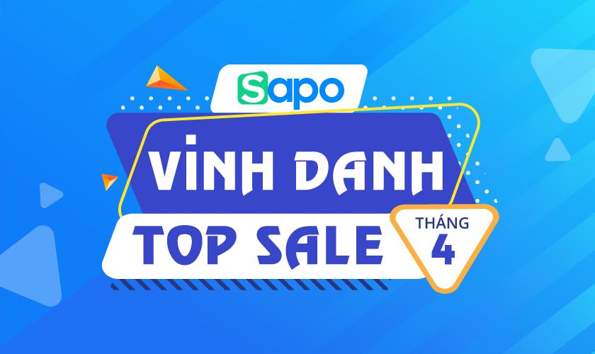 Vinh danh TOP sale tháng 04/2020