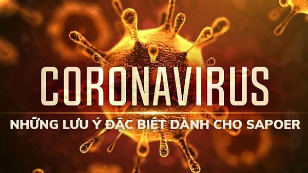 Thông báo: tăng cường phòng chống, ứng phó với dịch Covid -19