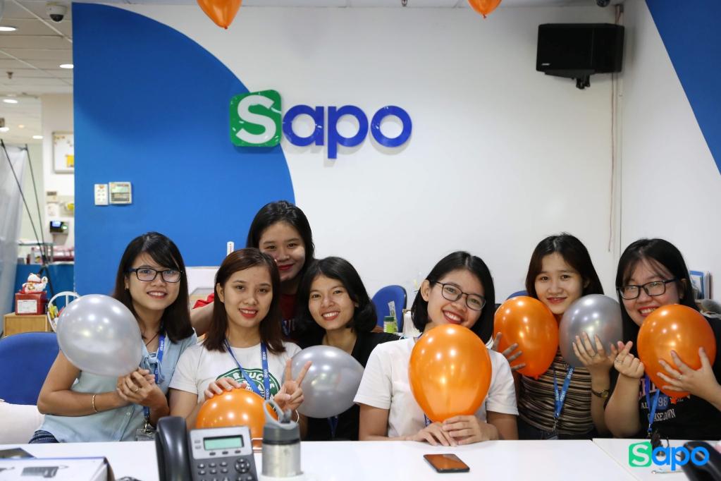 Happy Women's day - Sapo 20/10/2019