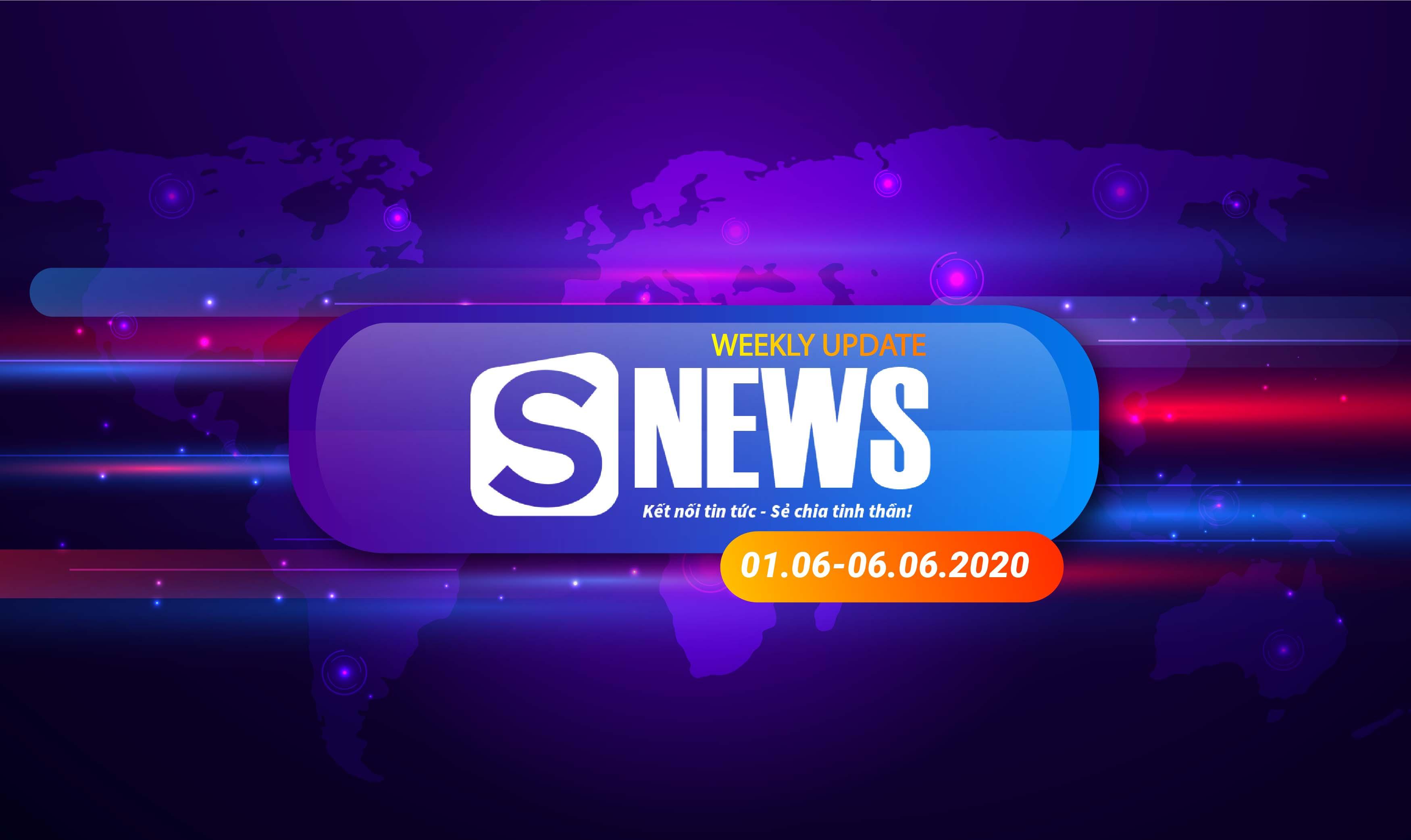 Tổng hợp tin tức Sapo tuần qua (01.06 - 06.06.2020)