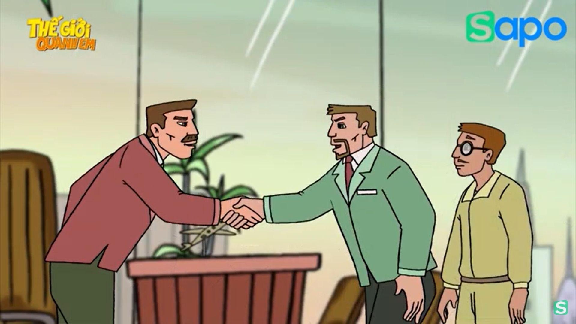 Sự trung thực trong kinh doanh