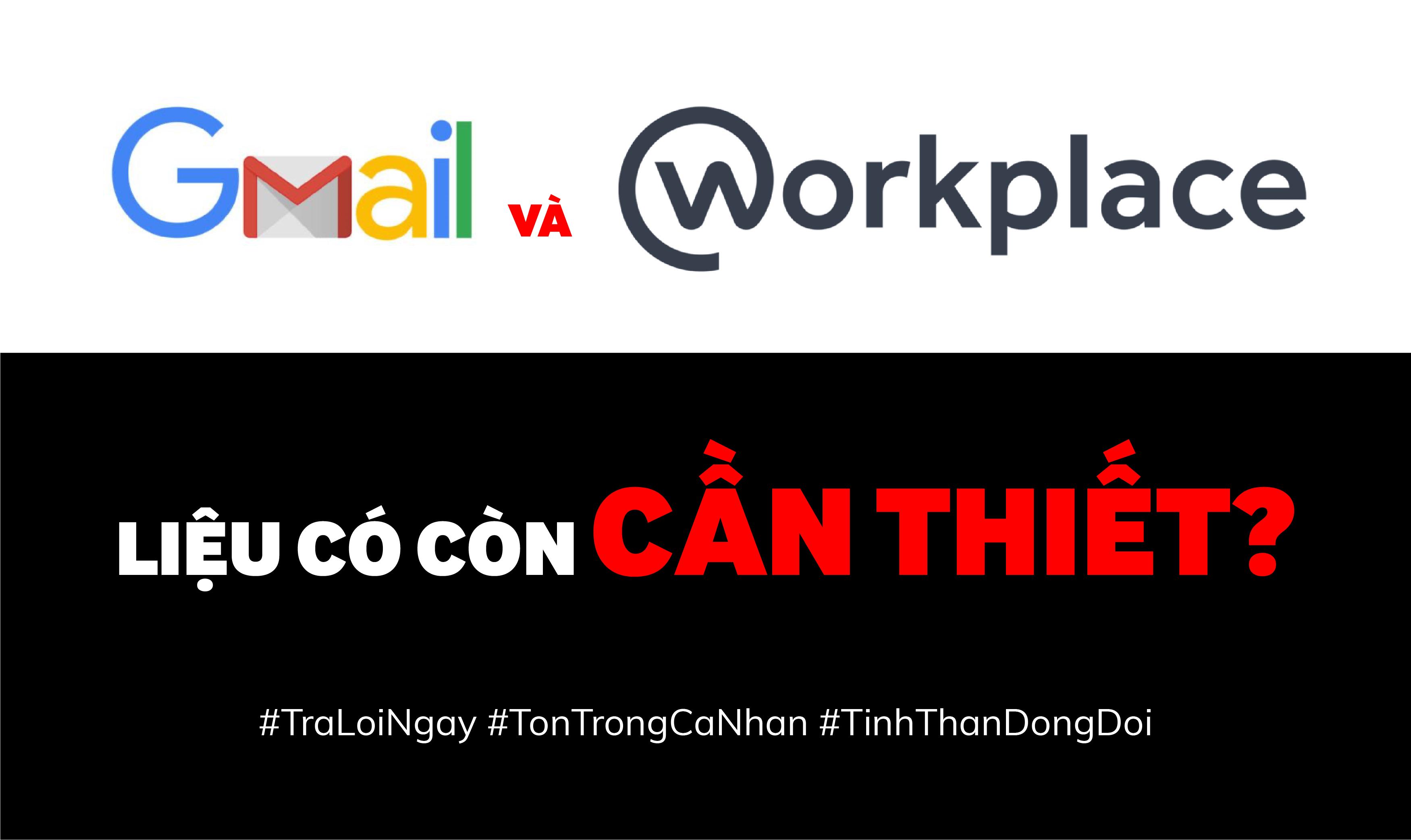 Workplace và Email - Liệu có còn cần thiết?