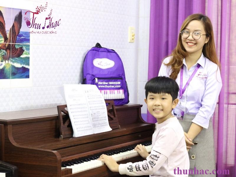 HỌC PIANO CHO TRẺ UY TÍN CHẤT LƯỢNG