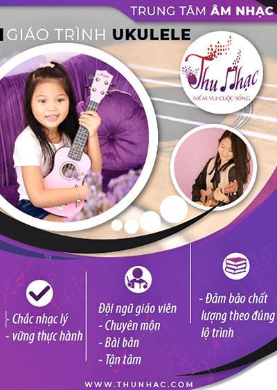 Giáo trình tự học ukulele tại nhà