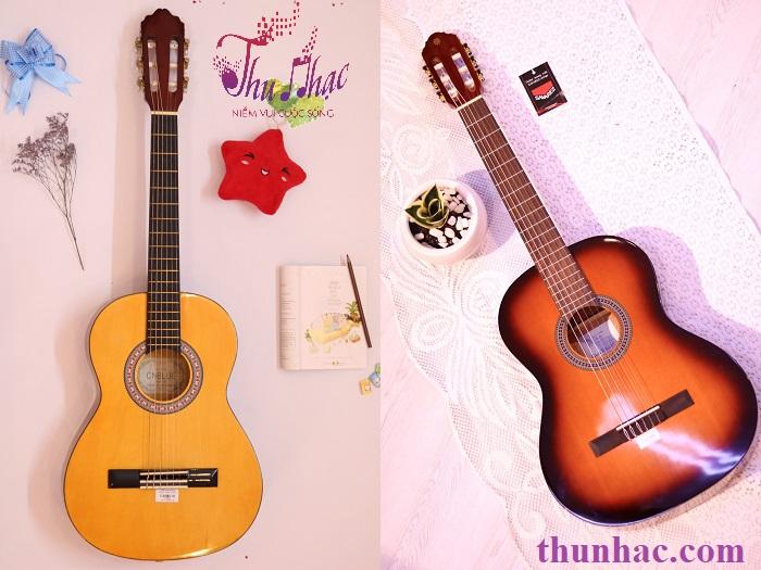 CÁCH PHÂN BIỆT ĐÀN GUITAR CLASSIC VÀ ĐÀN GUITAR ACOUSTIC   TP.HCM Mua-dan-guitar-classic-tphcm