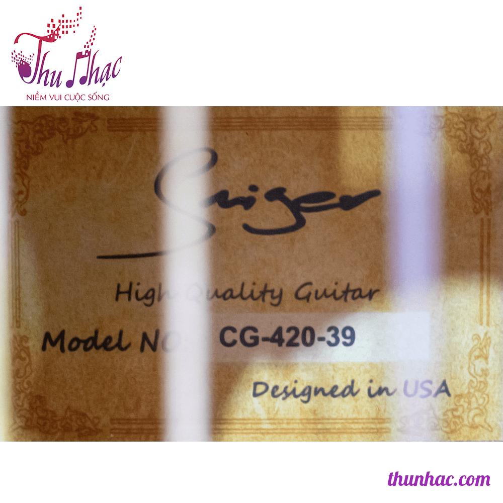 CLASSIC SAIGER CG-420-39 - SP000403