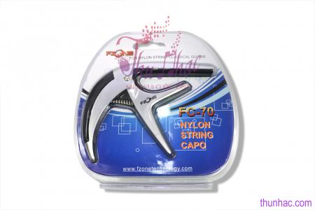 CAP0001 - CAPO GUITAR FZONE FC-70