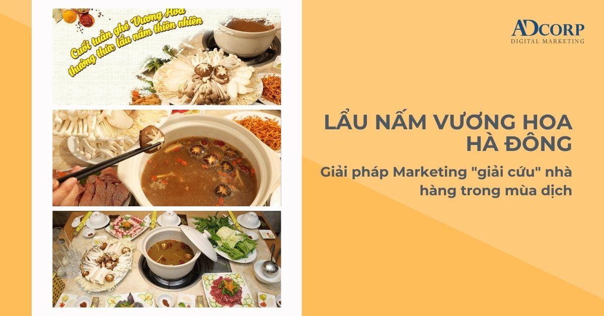 Chiến lược Marketing tổng thể chiến đấu cùng COVID cho ngành nhà hàng F&B