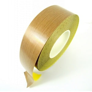 PTFE Coated Glass Tapes