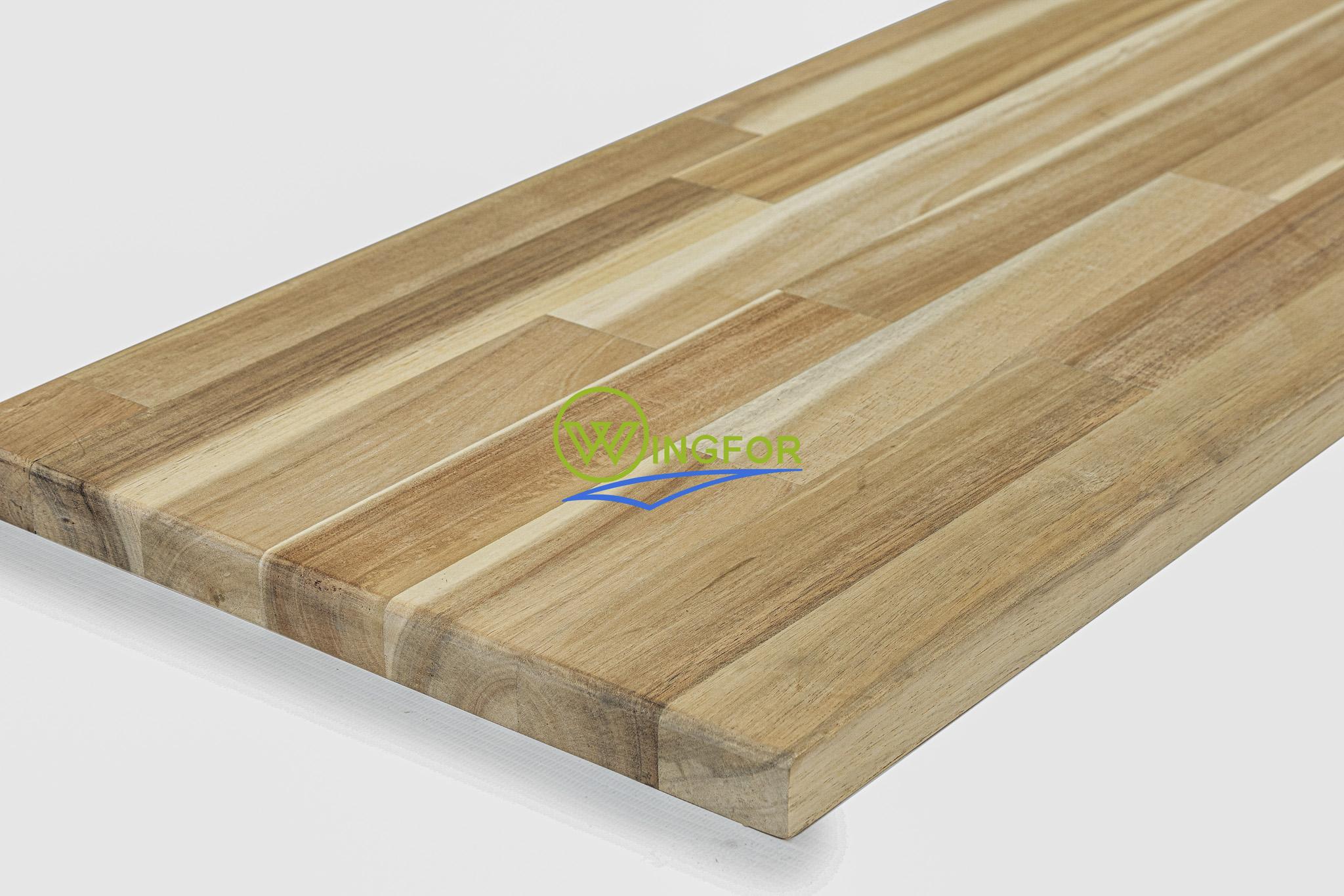 Ván ghép thanh gỗ Sồi