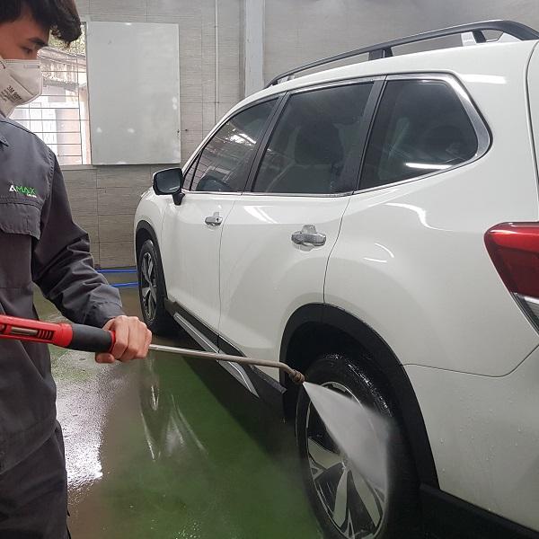 DỊCH VỤ RỬA XE Ô TÔ (CAR WASH)