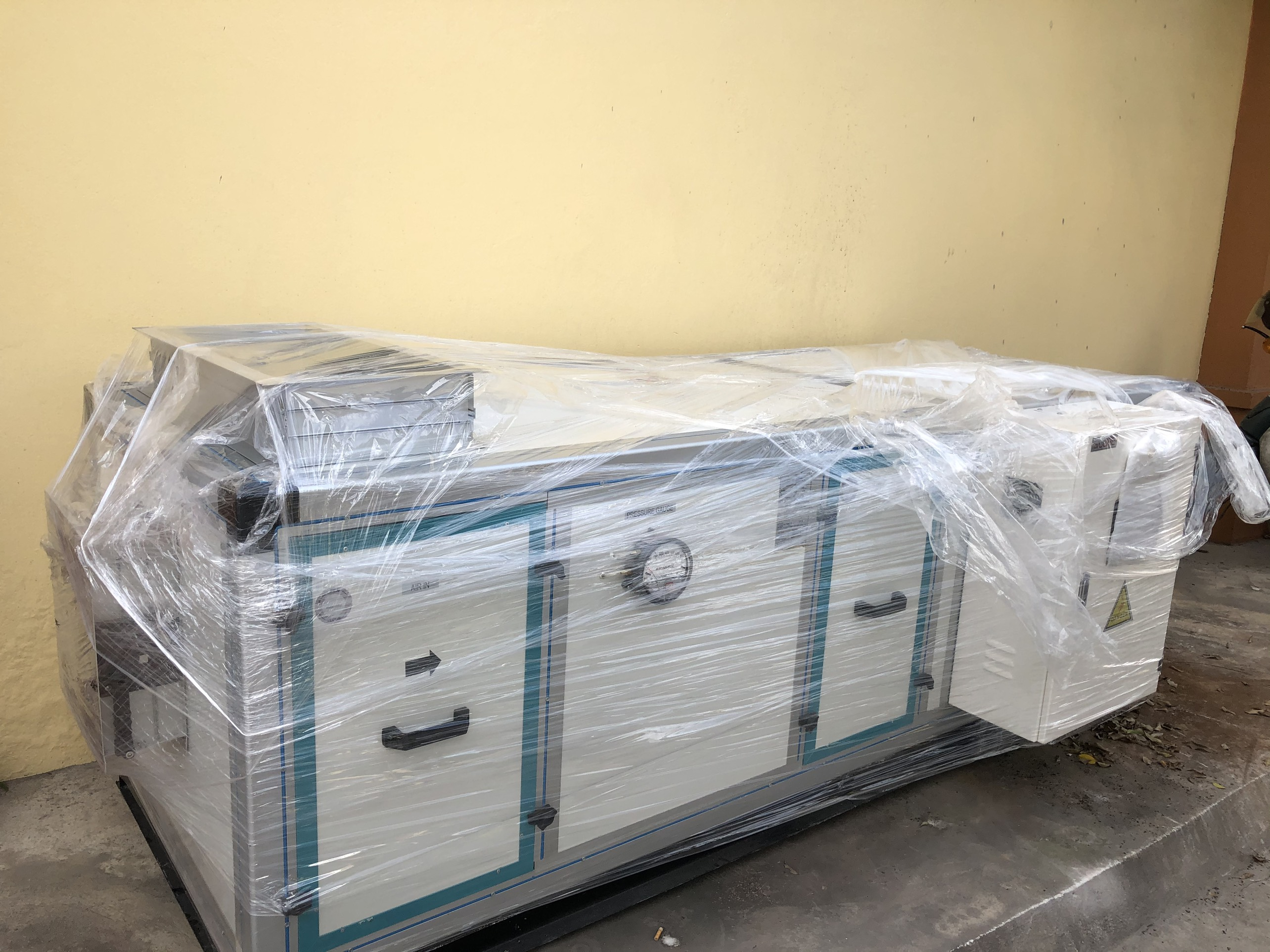 ahu-dx-coil