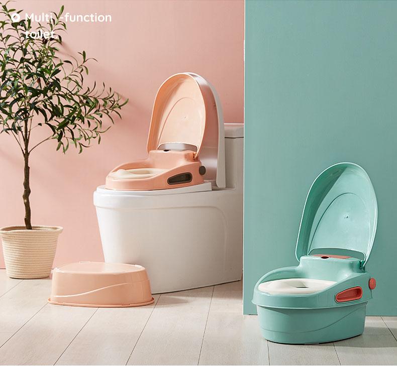 Baby Toilet 2 Chức Năng - KUB