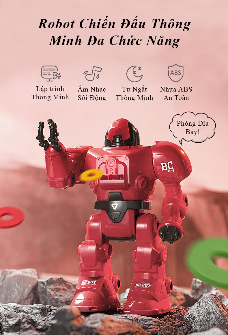 Robot Chiến Đấu Điều Khiển - BabyCare