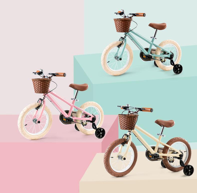 Xe Đạp Mini Cho Bé 3-8 Tuổi - KUB