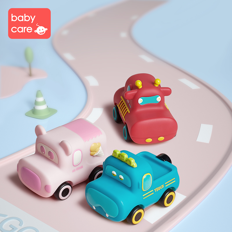 Xe Pull-Back - BabyCare