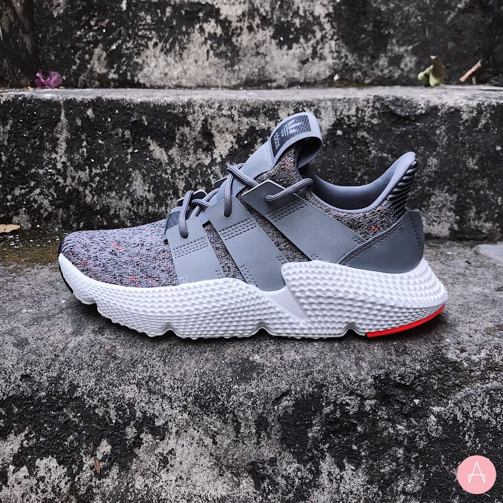 [CQ3023] M ADIDAS PROPHERE GREY WHITE