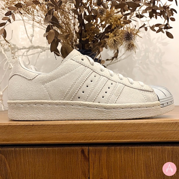 [CP9945] W ADIDAS SUPERSTAR 80S METAL TOE