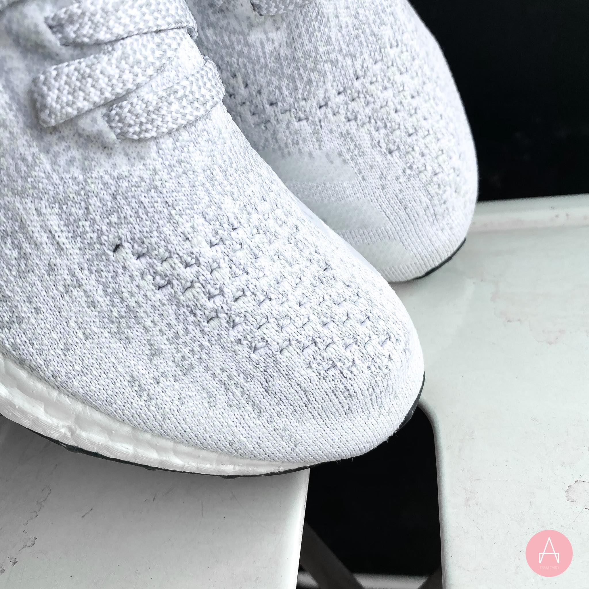 [DA9157] M ADIDAS ULTRABOOST UNCAGED WHITE TINT