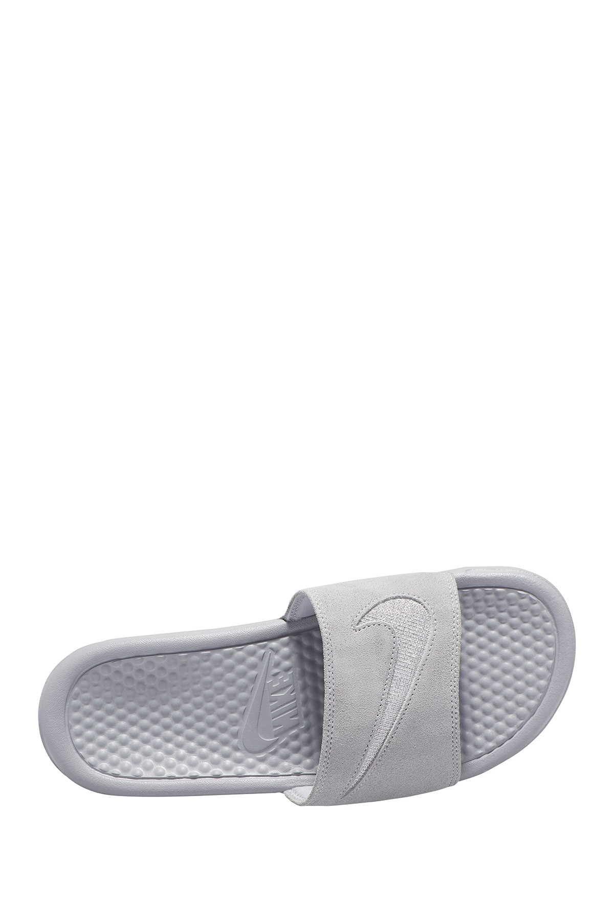 [AQ8651-002] W NIKE BENASSI JDI LEATHER SE