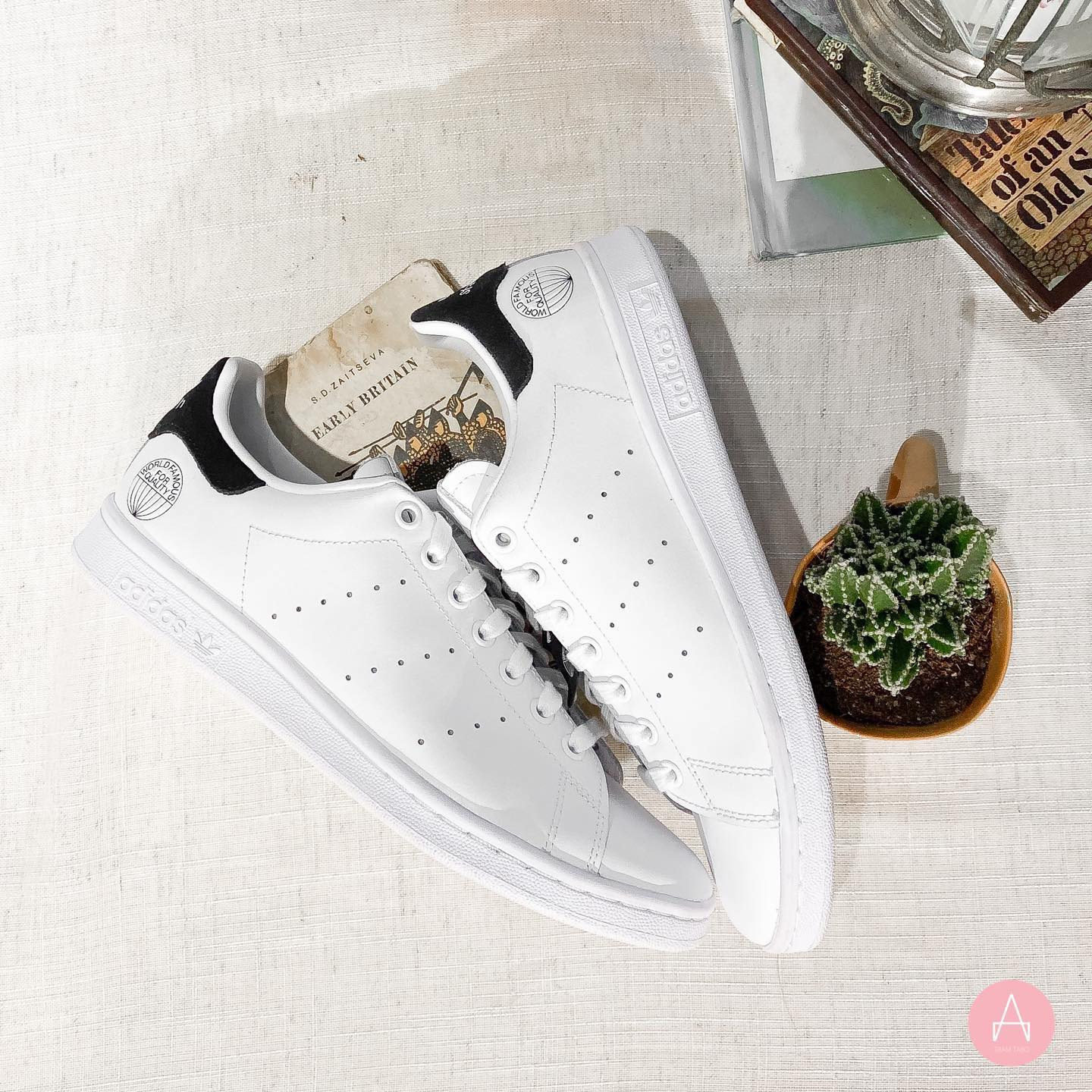 [FV4081] M ADIDAS STAN SMITH