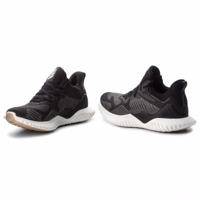 [CG5581] W ADIDAS ALPHABOUNCE BEYOND BLACK GREY