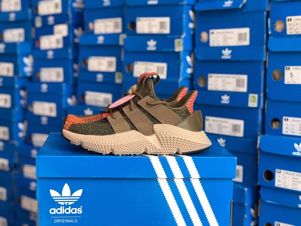 [CQ2127] M ADIDAS PROPHERE GREEN OLIVE