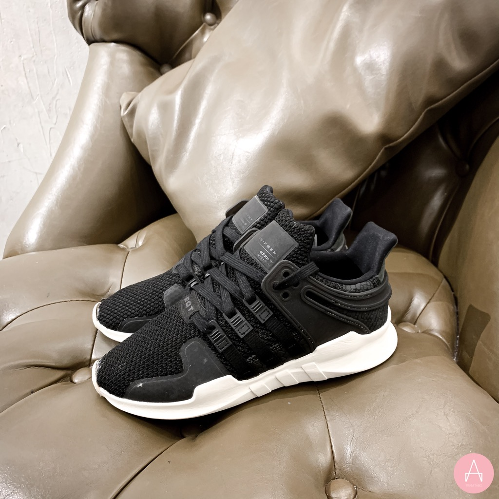 [BY9587] M ADIDAS EQT ADV SUPPORT VINTAGE BLACK