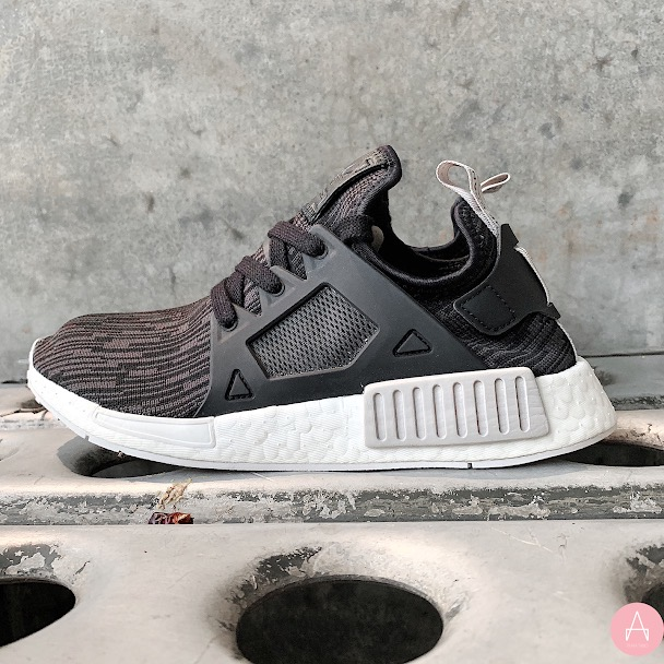 [BY9820] W ADIDAS NMD XR1 '' DARK BURGUNDY ''