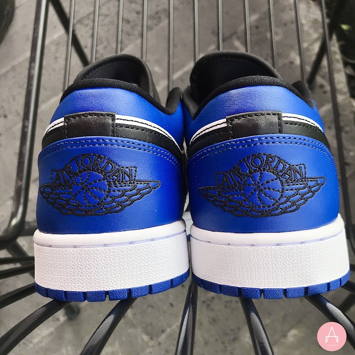 [CQ9446-400] M AIR JORDAN 1 LOW ROYAL TOE